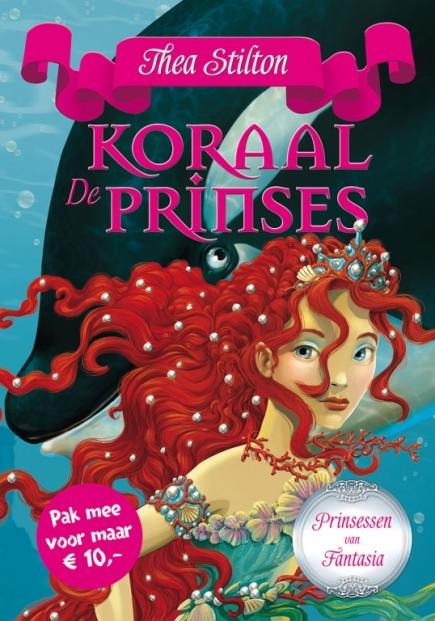 De Koraalprinses (paperback)