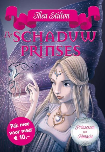 De Schaduwprinses (paperback)