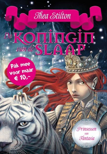 De Koningin van de Slaap (paperback)