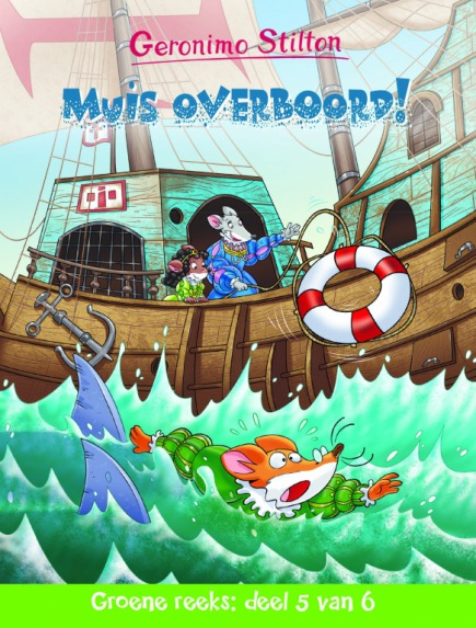 Muis overboord!