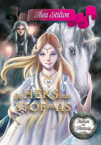 De Heks van Stof en As (paperback)