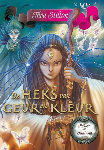 De Heks van Geur en Kleur (paperback)