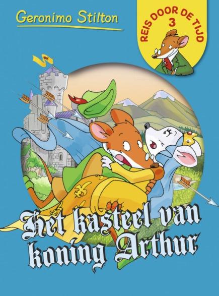 Het kasteel van koning Arthur