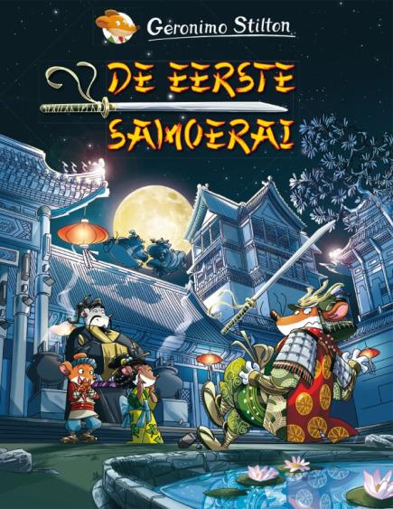 De eerste samoerai