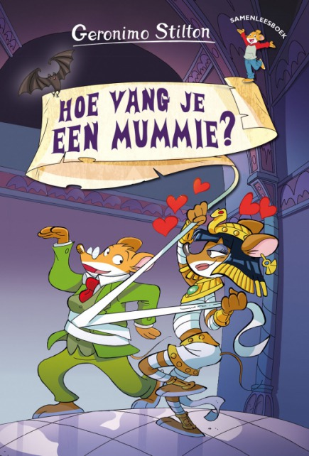 Hoe vang je een mummie? - Samenleesboek