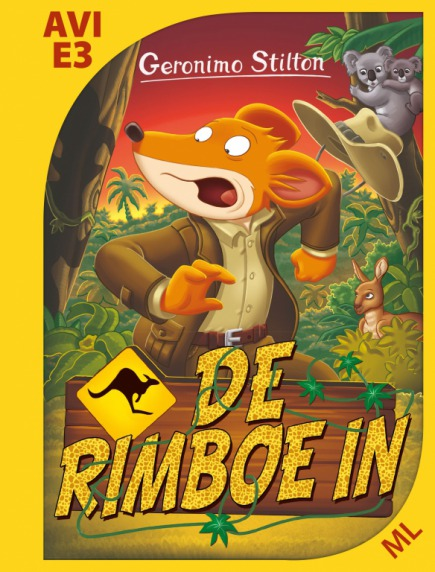 De rimboe in AVI E3