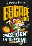 Escapeboek - Opgesloten in het museum!