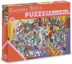 Puzzel - De Wakkere Muis