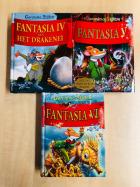 Fantasia pakket 4