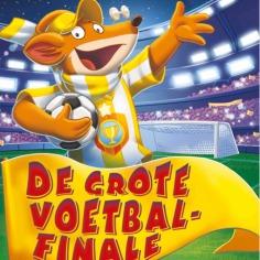 Spreekbeurttips bij De grote voetbalfinale