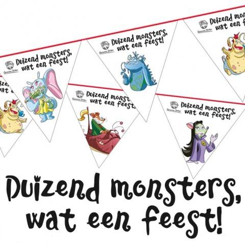 Duizend Monsters Slinger