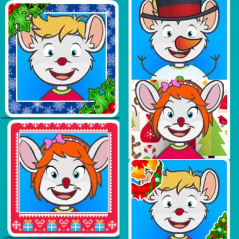 Geef je avatarmuis een kerstoutfit!