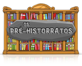 Os Pré-Historratos do Geronimo Stilton