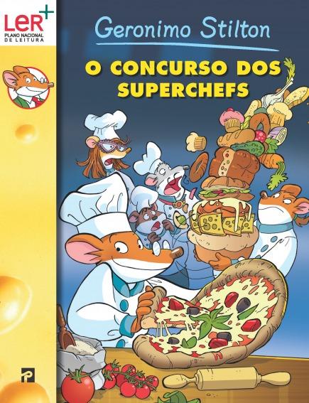 O Concurso Dos Superchefs