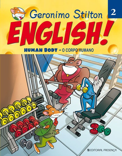 English! Human Body - O Corpo Humano