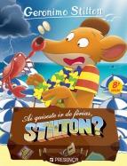 Ai Quiseste Ir de Férias, Stilton?