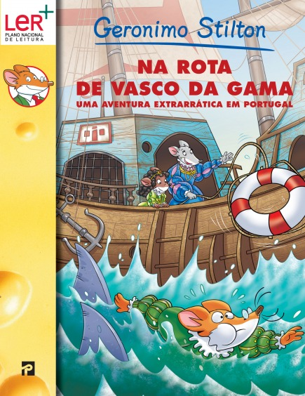 Na Rota de Vasco da Gama - Uma Aventura Extrarrática em Portugal