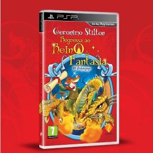Geronimo Stilton Regressa ao Reino da Fantasia - O Videojogo