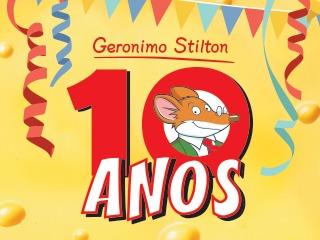 Festa de Aniversário do Geronimo!
