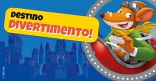 Concurso - Recebe Uma Visita do Geronimo!