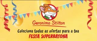 Prepara a tua Festa Superratona!