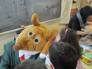 Geronimo nas Escolas - Fevereiro