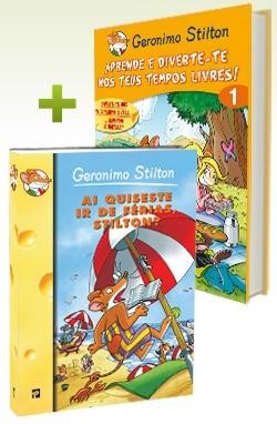 Oferta especial do Geronimo Stilton!