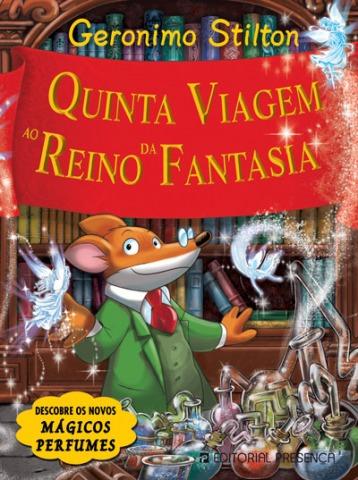Uma Grande Aventura no Reino da Fantasia!