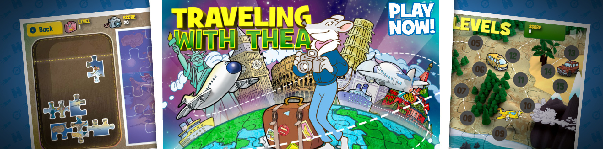 Traveling with Thea