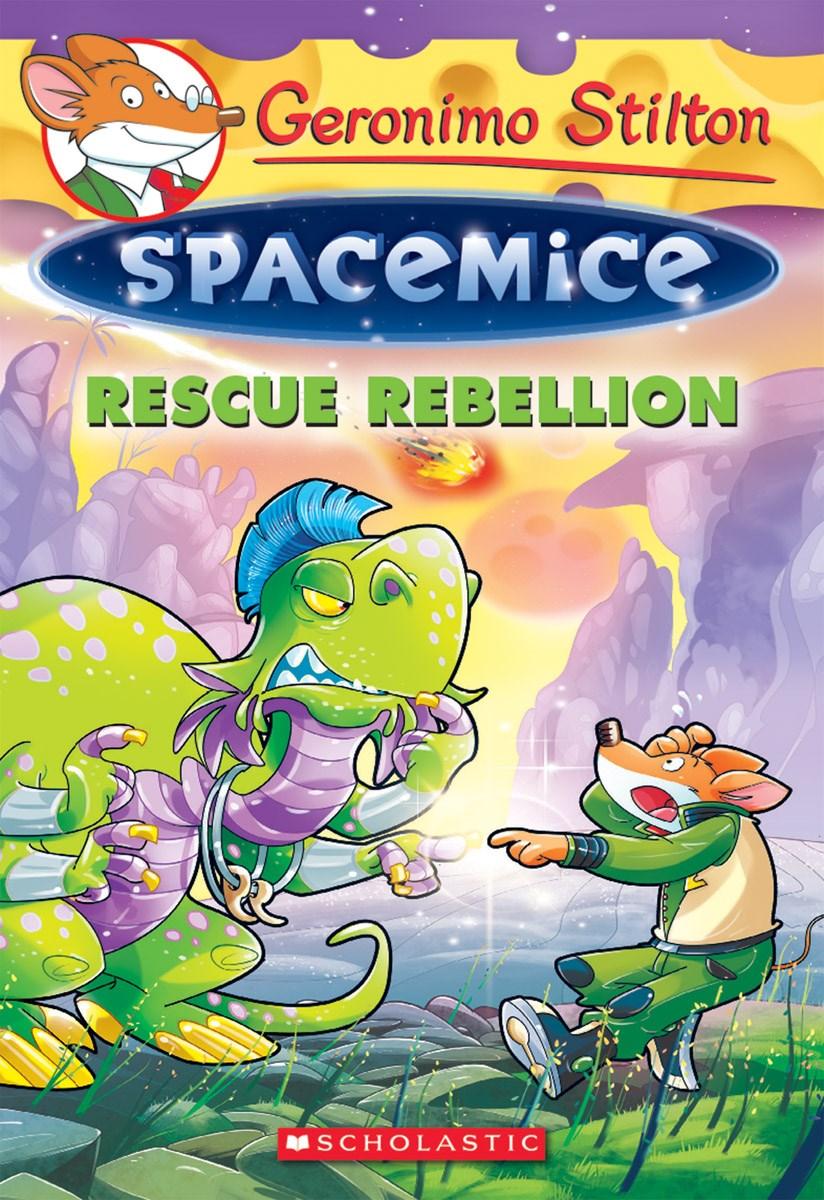 Spacemice #5: Rescue Rebellion