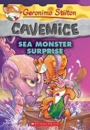 Cavemice #11: Sea Monster Surprise