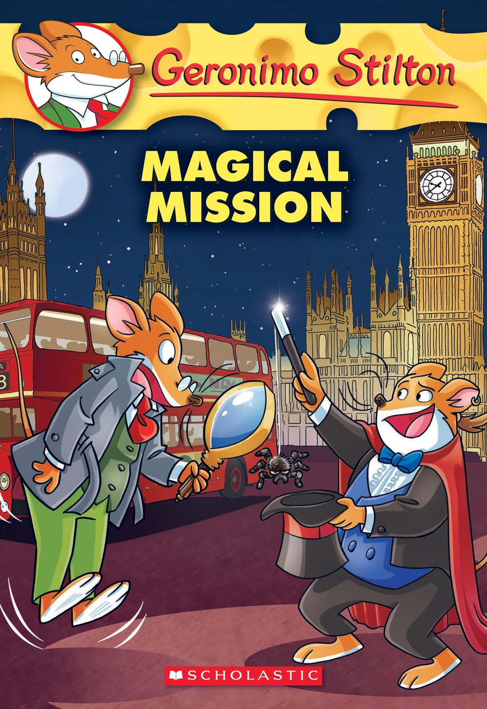 99 Store Near Me >> Geronimo Stilton: Geronimo Stilton #64: Magical Mission ...