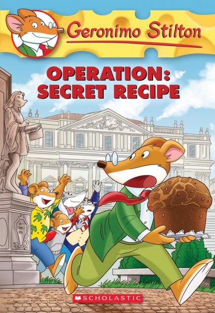 Geronimo Stilton #66: Operation: Secret Recipe