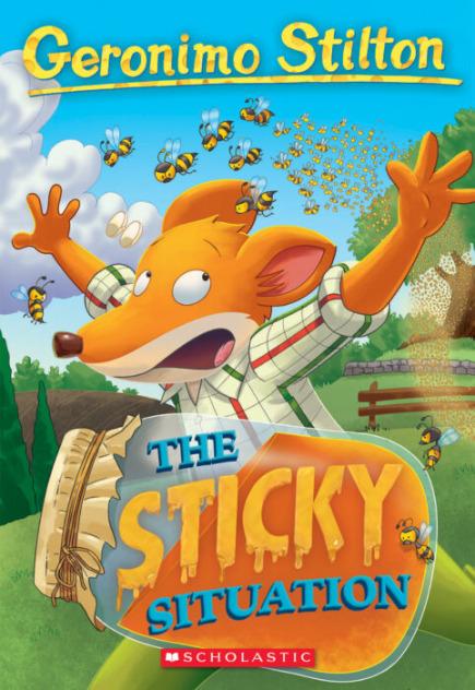 Geronimo Stilton #75: The Sticky Situation