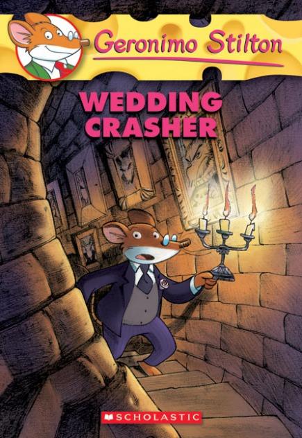 Geronimo Stilton #28: Wedding Crasher