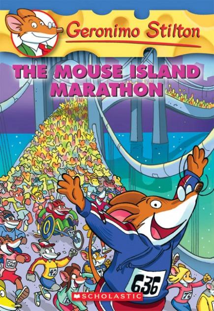 Geronimo Stilton #30: The Mouse Island Marathon