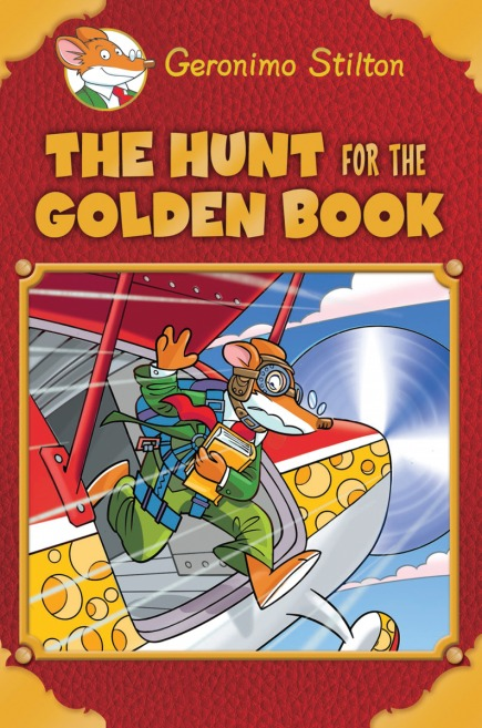 Geronimo Stilton Special Edition: The Hunt for the Golden Book