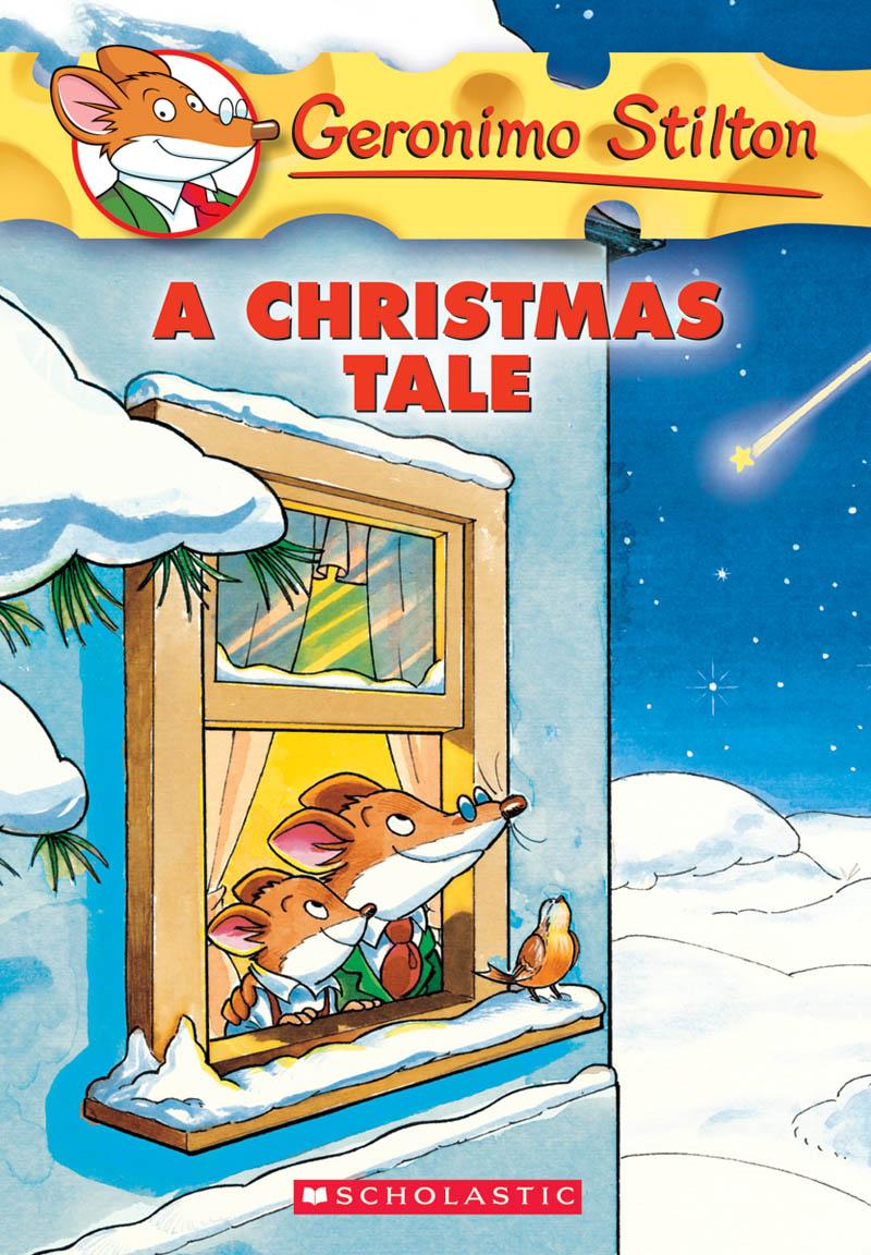 geronimo stilton special edition a christmas tale - Christmas Tale