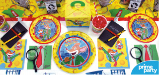 Geronimo Stilton Party Supplies