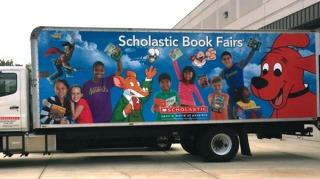 Geronimo Stilton is now on tour with Scholastic Book Fairs!