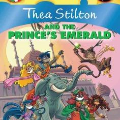 Thea Stilton #12: Thea Stilton and the Prince's Emerald