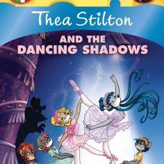 Thea Stilton #14: Thea Stilton and the Dancing Shadows