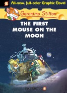 """Geronimo Stilton #14 """"The First Mouse on the Moon"""""""