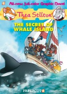 "Thea Stilton #1 ""The Secret of Whale Island"""
