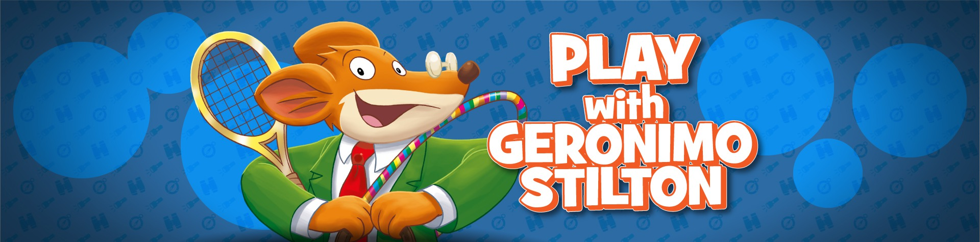 Play with geronimo