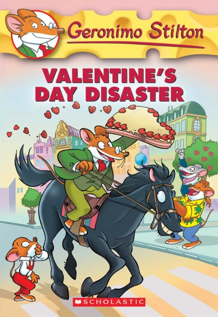 Geronimo Stilton #23: Valentine's Day Disaster