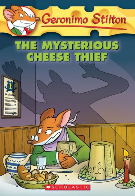 Geronimo Stilton #31: The Mysterious Cheese Thief