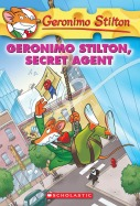 Geronimo Stilton #34: Geronimo Stilton, Secret Agent