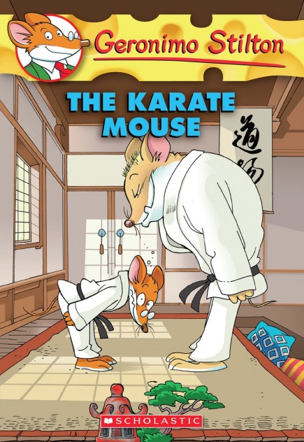 Geronimo Stilton #40: The Karate Mouse