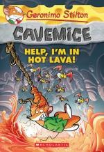 Cavemice #3: Help, I'm in Hot Lava!